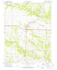 Download a high-resolution, GPS-compatible USGS topo map for Kingdom City, MO (1975 edition)