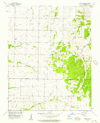 Download a high-resolution, GPS-compatible USGS topo map for Kings Point, MO (1957 edition)