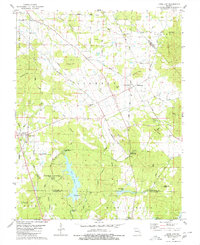 Download a high-resolution, GPS-compatible USGS topo map for Knob Lick, MO (1980 edition)