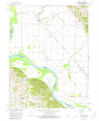 Download a high-resolution, GPS-compatible USGS topo map for Langdon, MO (1981 edition)