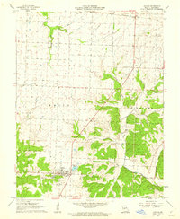Download a high-resolution, GPS-compatible USGS topo map for Lincoln, MO (1962 edition)