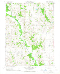 Download a high-resolution, GPS-compatible USGS topo map for Locust Hill, MO (1967 edition)