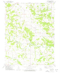 Download a high-resolution, GPS-compatible USGS topo map for Louisville, MO (1977 edition)