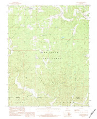 Download a high-resolution, GPS-compatible USGS topo map for Low Wassie, MO (1984 edition)