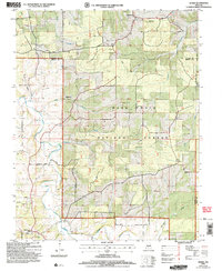 Download a high-resolution, GPS-compatible USGS topo map for Manes, MO (2006 edition)