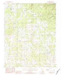 Download a high-resolution, GPS-compatible USGS topo map for Many Springs, MO (1984 edition)