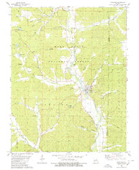 Download a high-resolution, GPS-compatible USGS topo map for Marquand, MO (1980 edition)