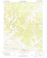Download a high-resolution, GPS-compatible USGS topo map for Marthasville, MO (1975 edition)