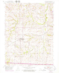 Download a high-resolution, GPS-compatible USGS topo map for Mayview, MO (1979 edition)