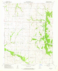 Download a high-resolution, GPS-compatible USGS topo map for Milford, MO (1963 edition)