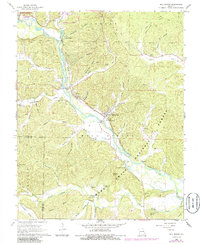 Download a high-resolution, GPS-compatible USGS topo map for Mill Spring, MO (1985 edition)