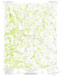 Download a high-resolution, GPS-compatible USGS topo map for Millersville, MO (1980 edition)