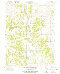 Download a high-resolution, GPS-compatible USGS topo map for Millville, MO (1979 edition)