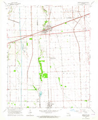 Download a high-resolution, GPS-compatible USGS topo map for Morehouse, MO (1964 edition)