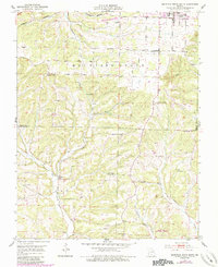Download a high-resolution, GPS-compatible USGS topo map for Mountain Grove South, MO (1985 edition)