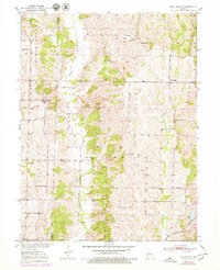 Download a high-resolution, GPS-compatible USGS topo map for New Boston, MO (1979 edition)