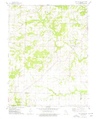 Download a high-resolution, GPS-compatible USGS topo map for New Hartford, MO (1977 edition)