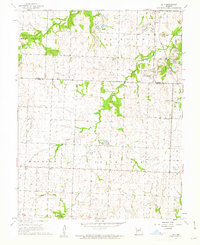 Download a high-resolution, GPS-compatible USGS topo map for Ohio, MO (1962 edition)