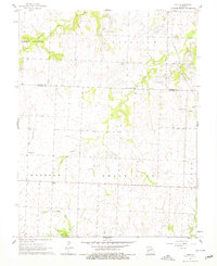 Download a high-resolution, GPS-compatible USGS topo map for Ohio, MO (1979 edition)