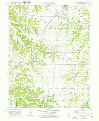 Download a high-resolution, GPS-compatible USGS topo map for Pilot Grove South, MO (1979 edition)