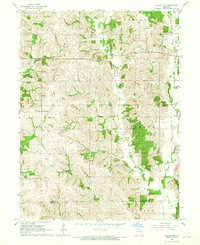 Download a high-resolution, GPS-compatible USGS topo map for Pollock NW, MO (1965 edition)