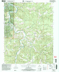 Download a high-resolution, GPS-compatible USGS topo map for Prescott, MO (2006 edition)