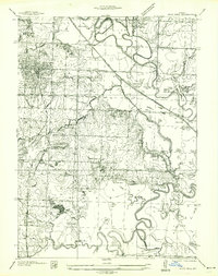 Download a high-resolution, GPS-compatible USGS topo map for Rich Hill, MO (1963 edition)