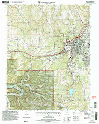 Download a high-resolution, GPS-compatible USGS topo map for Rolla, MO (2006 edition)
