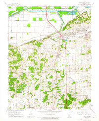 Download a high-resolution, GPS-compatible USGS topo map for Scott City, MO (1964 edition)