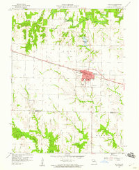 Download a high-resolution, GPS-compatible USGS topo map for Shelbina, MO (1960 edition)