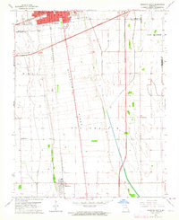 Download a high-resolution, GPS-compatible USGS topo map for Sikeston South, MO (1964 edition)