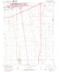 Download a high-resolution, GPS-compatible USGS topo map for Sikeston South, MO (1979 edition)