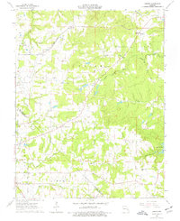 Download a high-resolution, GPS-compatible USGS topo map for Sprott, MO (1977 edition)