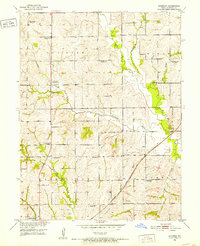 Download a high-resolution, GPS-compatible USGS topo map for Standish, MO (1952 edition)