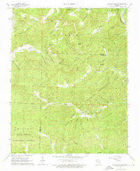 Download a high-resolution, GPS-compatible USGS topo map for Stegall Mountain, MO (1976 edition)