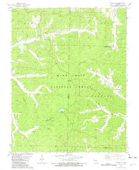 Download a high-resolution, GPS-compatible USGS topo map for Stone Hill, MO (1982 edition)