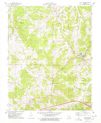 Download a high-resolution, GPS-compatible USGS topo map for Stoutland, MO (1978 edition)
