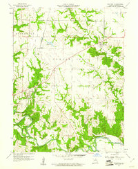 Download a high-resolution, GPS-compatible USGS topo map for Stoutsville, MO (1961 edition)