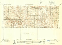 Download a high-resolution, GPS-compatible USGS topo map for Strasburg, MO (1934 edition)