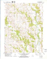 Download a high-resolution, GPS-compatible USGS topo map for Sue City, MO (1979 edition)