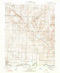 Download a high-resolution, GPS-compatible USGS topo map for Taberville, MO (1966 edition)