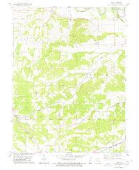 Download a high-resolution, GPS-compatible USGS topo map for Vera, MO (1978 edition)