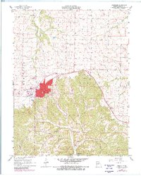 Download a high-resolution, GPS-compatible USGS topo map for Versailles, MO (1961 edition)