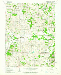 Download a high-resolution, GPS-compatible USGS topo map for Warrensburg West, MO (1964 edition)