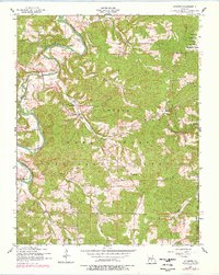 Download a high-resolution, GPS-compatible USGS topo map for Winnipeg, MO (1977 edition)