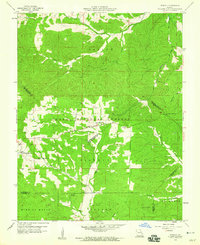 Download a high-resolution, GPS-compatible USGS topo map for Womack, MO (1960 edition)