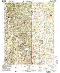 Download a high-resolution, GPS-compatible USGS topo map for Yancy Mills, MO (2006 edition)