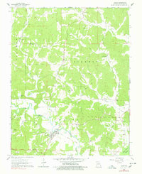 Download a high-resolution, GPS-compatible USGS topo map for Zalma, MO (1978 edition)