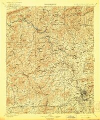 Asheville Nc Map Pdf.Usgs 1 125000 Scale Quadrangle For Asheville Nc 1901 Sciencebase
