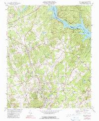 New London Nc Map.Usgs 1 24000 Scale Quadrangle For New London Nc 1980 Sciencebase